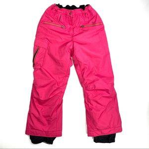 Obermeyer Pink Ski Pants Girls 16 Snowboard
